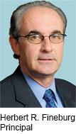 Herbert R. Fineburg, Principal