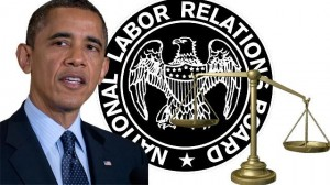 Obama and NLRB