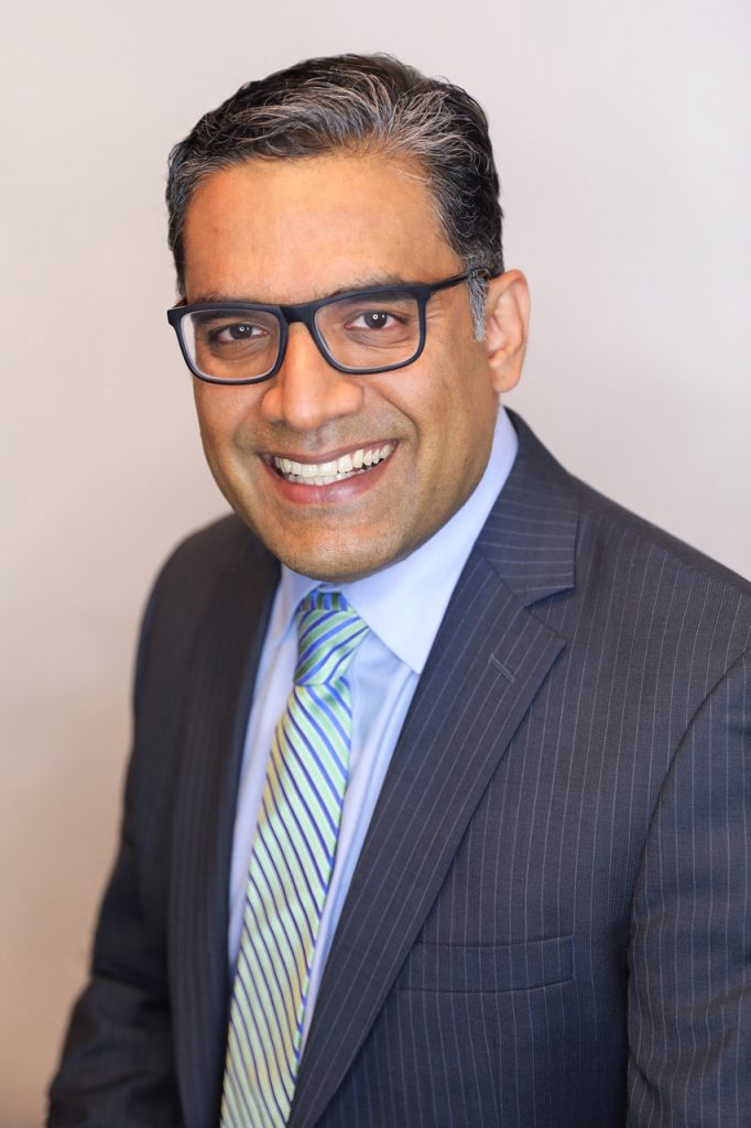 Professional Headshot of attorney Mohammad Ali Syed