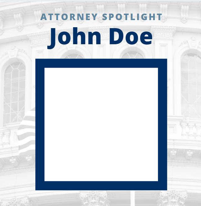Attorney Spotlight