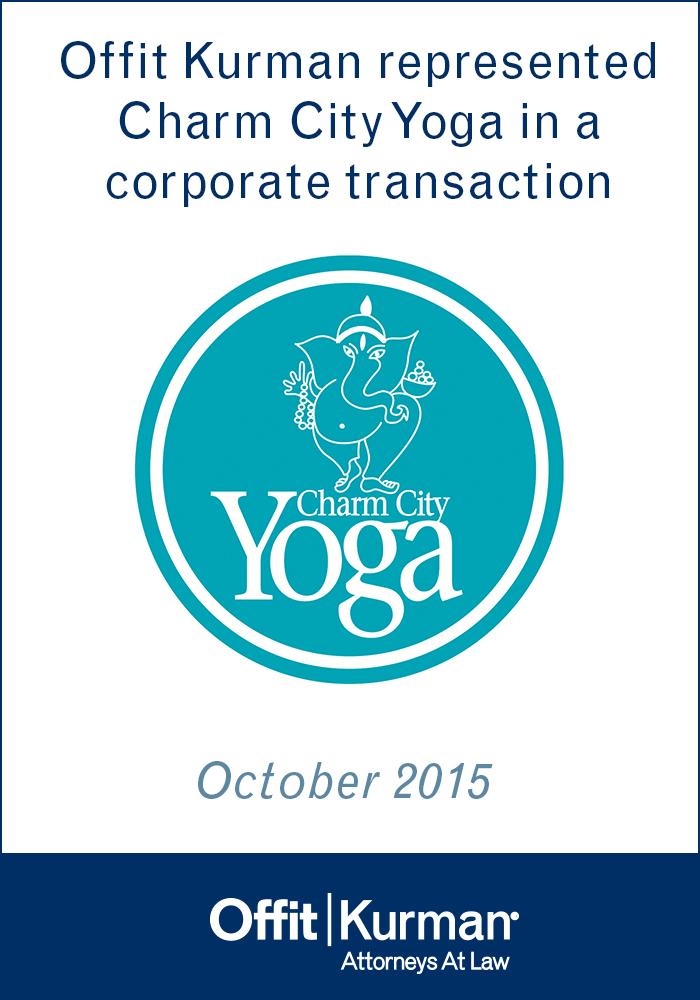 Charm City Yoga_092517