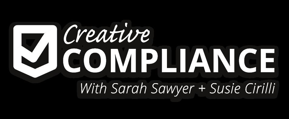 Creative Compliance-logowhite Shadow