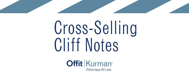 Cross Selling CliffNotes Header