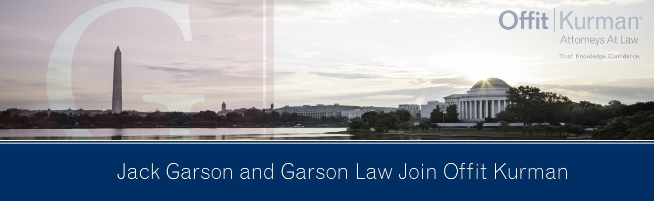 Garson Law Header_103019