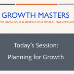 Growth Masters Webinar: Planning for Growth