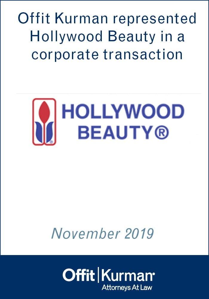 Hollywood Beauty
