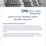 Intellectual Property Audit Review Checklist