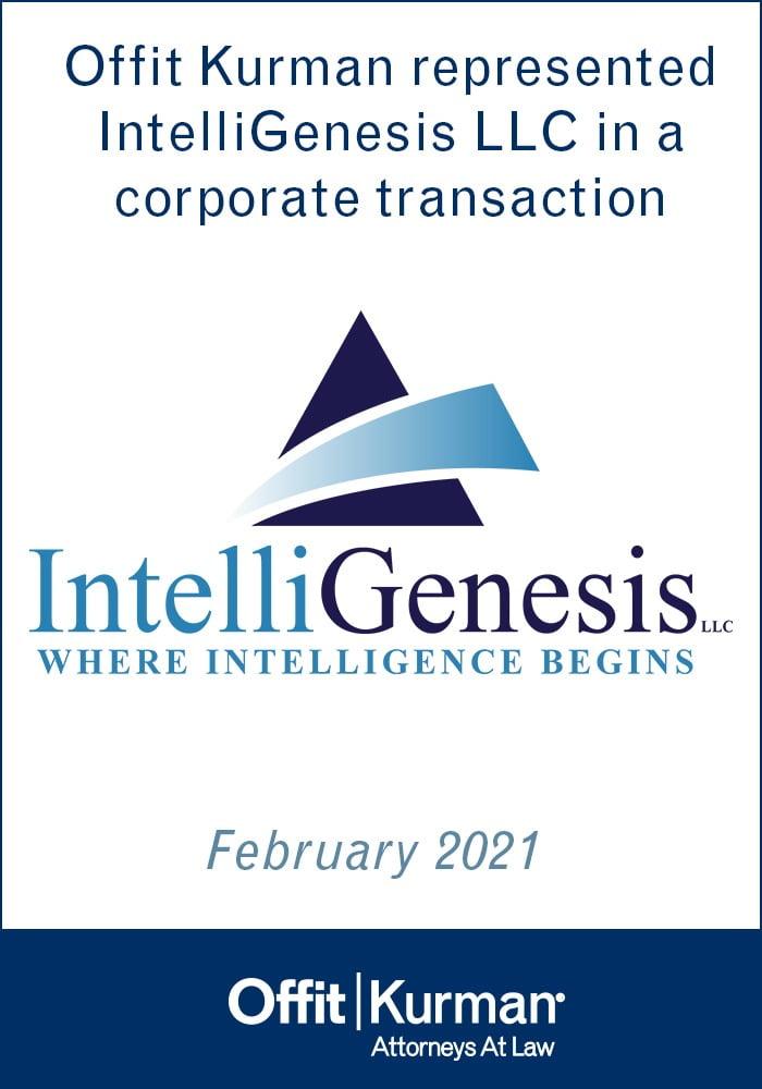 IntelliGenesis