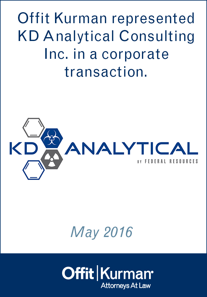 KD Analytical