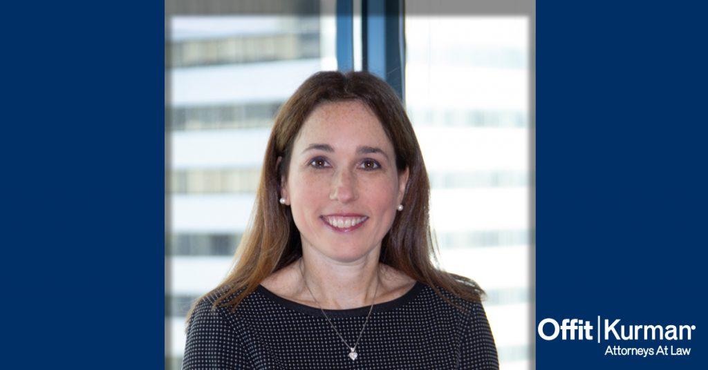 Headshot of Karrie Goldstein, Chief of Staff at Offit Kurman.