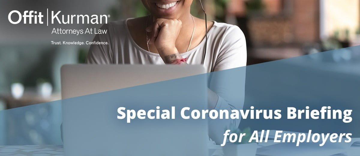 Katharine and Ari Coronavirus webinar header