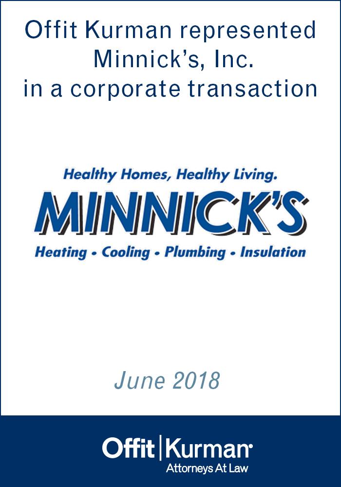 Minnick's