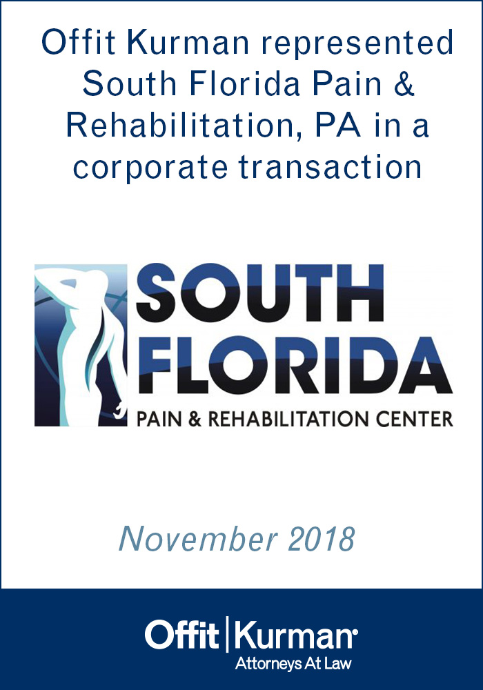 South Florida Rehabilitation