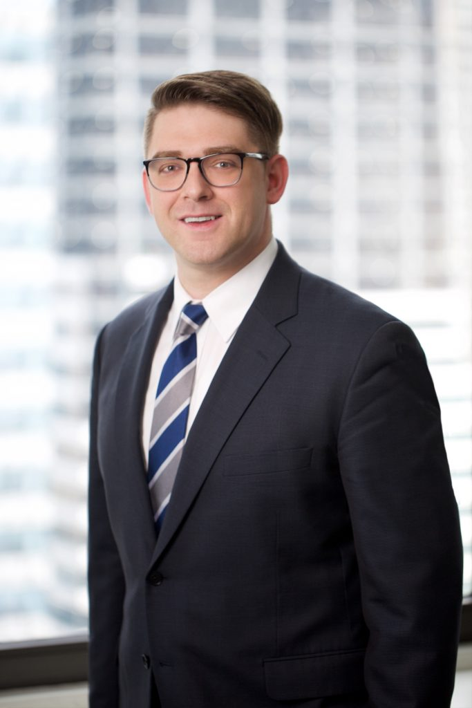 Professional Headshot of attorney Thomas Major