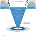Anatomy Of A Transaction- The Business Combination Tornado Infographic