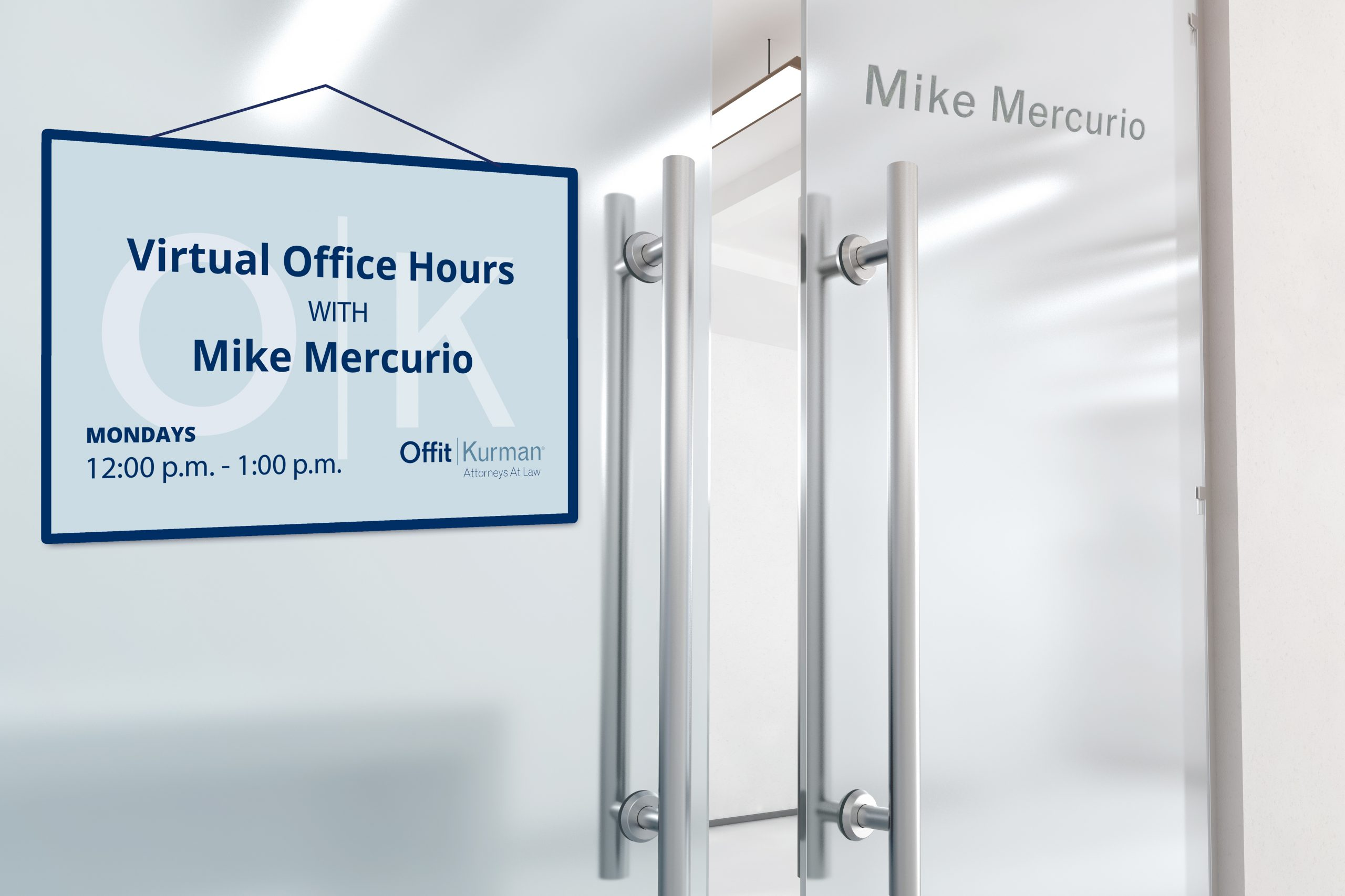 Virtual Office Hours with door nameb