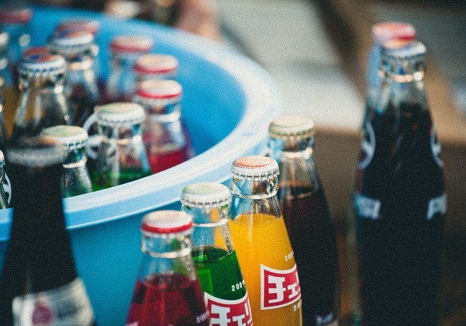 Drinks Bottles Soda