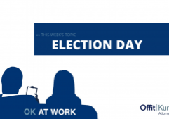 OK at Work- election