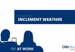 OK at Work - weather