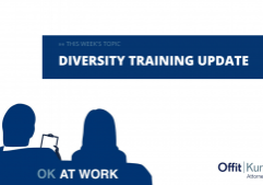 OK at Work_diversity training