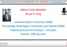 Webinar-Bryan King