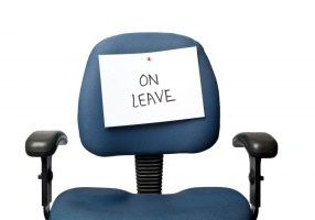 leave office chair image