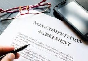 non-competition agreement