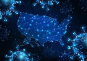 shutterstock_covid blue us map