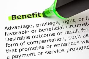 benefits defintion