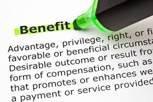 benefits defintion