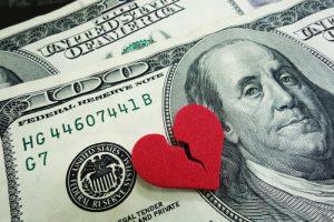 divorce money