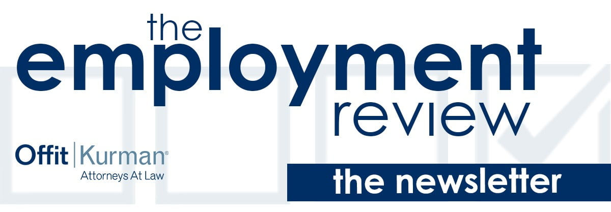 employment review -newsletter