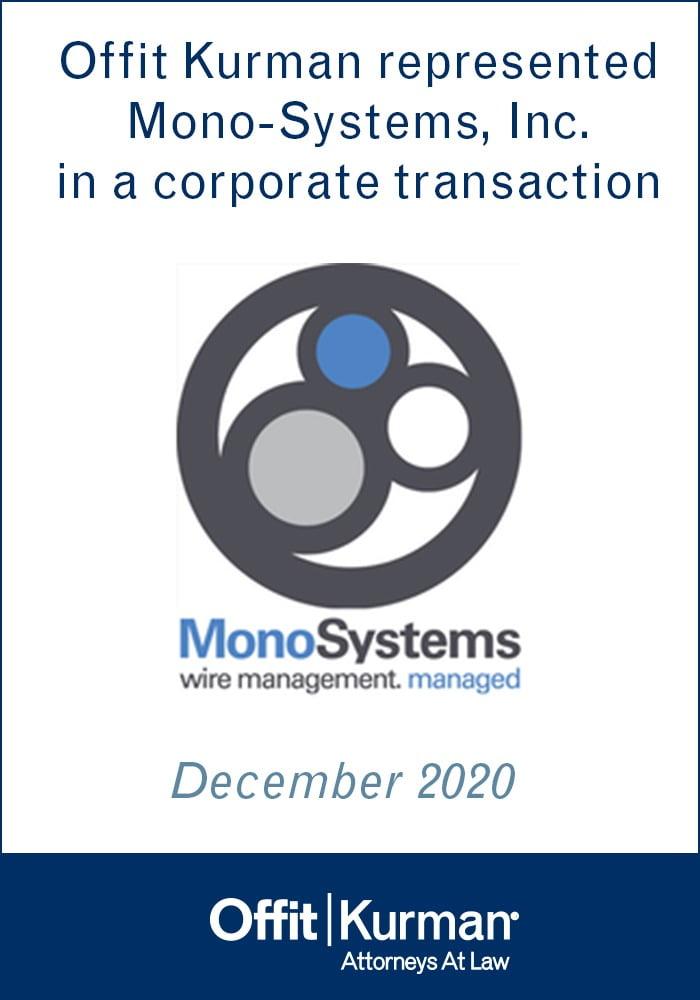 Monosystem