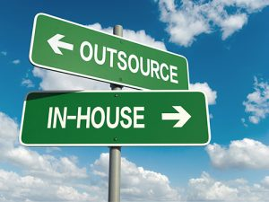 outsource vs inhouse