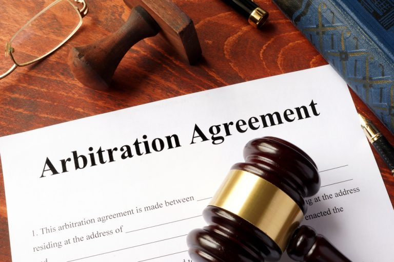 Arbitration Agreements And Lamps Plus Offit Kurman